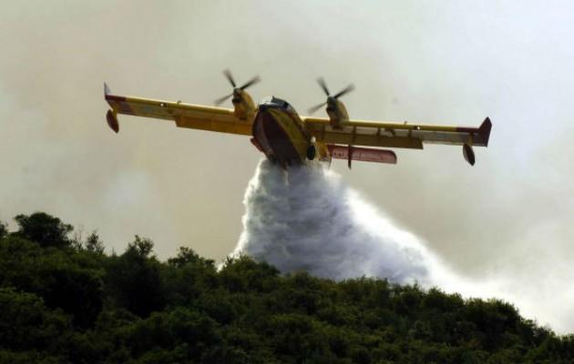 Τέσσερις άνθρωποι νεκροί από την πυρκαγιά στην Κύπρο – Χάλασε το ένα ελληνικό καναντέρ
