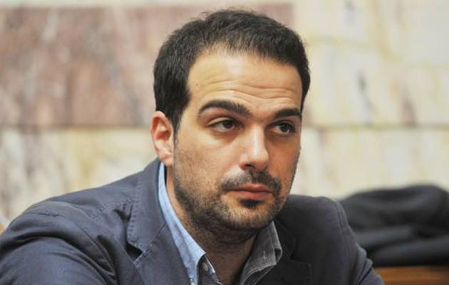 Παραιτήθηκε ο Γαβριήλ Σακελλαρίδης