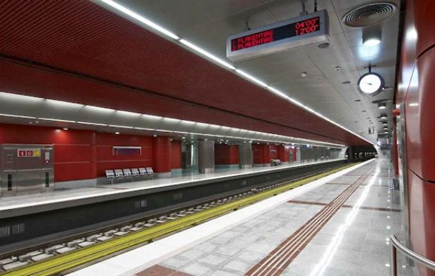Στάση εργασίας την Τετάρτη στο Μετρό