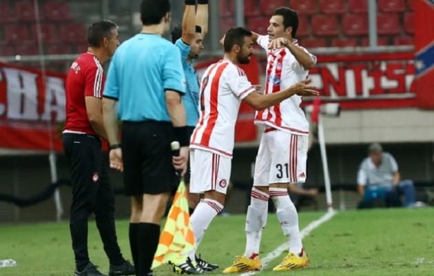 Ο Ολυμπιακός νίκησε 2-1 την Μπεσίκτας – Επέστρεψε ο Μανιάτης