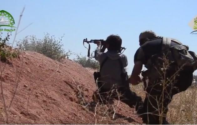 Επίθεση αστραπή! Το Ισλαμικό Κράτος προελαύνει προς την Τουρκία (φωτο + βίντεο)