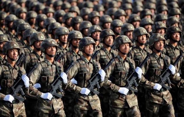 Κίνα: Θα επέμβουμε στρατιωτικά σ΄όποιον επιχειρήσει την αλλαγή καθεστώτος στη Β. Κορέα