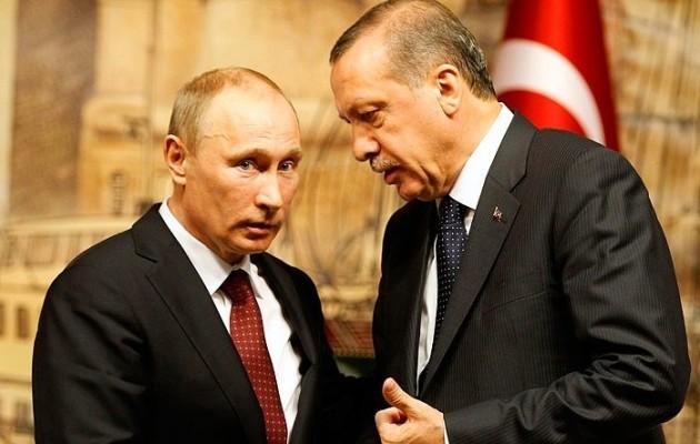 Η Μόσχα συζητά με την Τουρκία καθαρά εχθρική ενέργεια εις βάρος της Ελλάδας