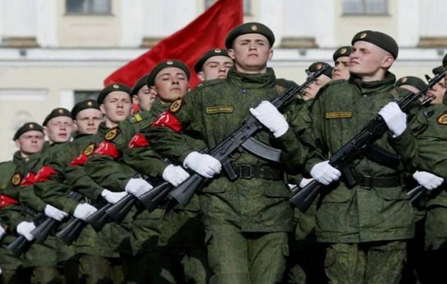 Αποκαλυπτική έκθεση:  Ρωσική απόβαση στην Συρία για να συντρίψει τους τζιχαντιστές