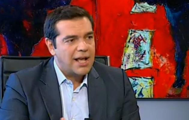Τσίπρας: Υπήρχε σχέδιο αριστερής παρένθεσης – Παράθυρο συνεργασίας με ΠΑΣΟΚ