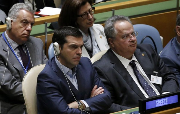 """Πώς μία λύση Τσίπρα στο Σκοπιανό «σμπαραλιάζει"""" ΝΔ και Κίνημα Αλλαγής"""