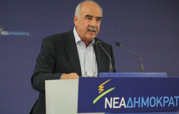 Προειδοποιεί ο Μεϊμαράκης: Παραμένει ο κίνδυνος του Grexit