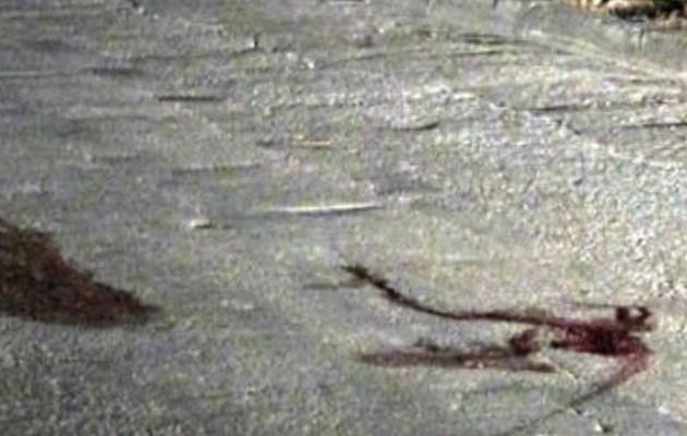 Άγριο έγκλημα στο Χαϊδάρι – Βρέθηκε νεκρός στη μέση του δρόμου
