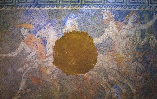 Ολική ανατροπή για το μνημείο της Αμφίπολης