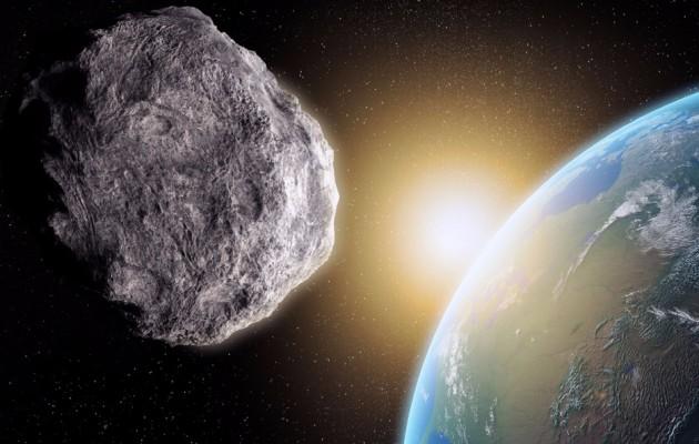 """Αστεροειδής πέρασε """"ξυστά"""" από τη Γη την Τετάρτη"""