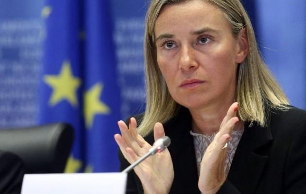 Μογκερίνι: Και το ΕΛΚ χειροκρότησε τη συμφωνία με την πΓΔΜ