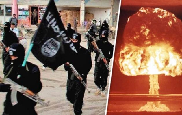 Το Ισλαμικό Κράτος προσπαθεί να αγοράσει πυρηνικά όπλα