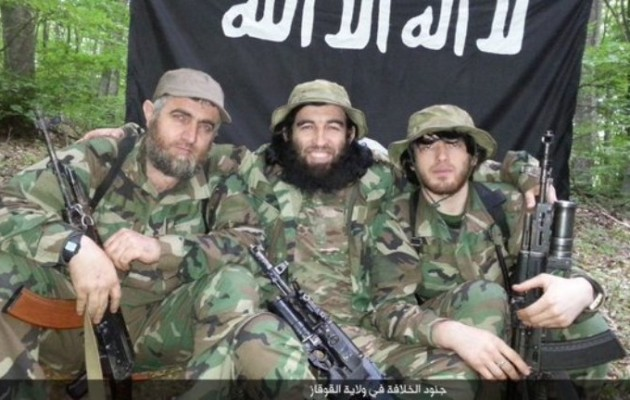 Οι Ρώσοι εξολόθρευσαν τους τζιχαντιστές από το Ισλαμικό Κράτος στον Καύκασο