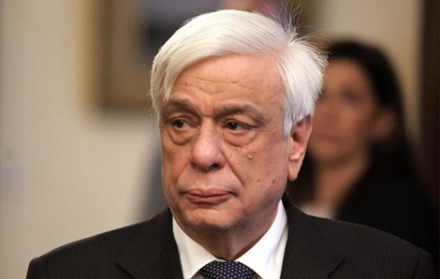 Την οδύνη του για τα θύματα στη Χαλκιδική εξέφρασε ο Πρόεδρος της Δημοκρατίας