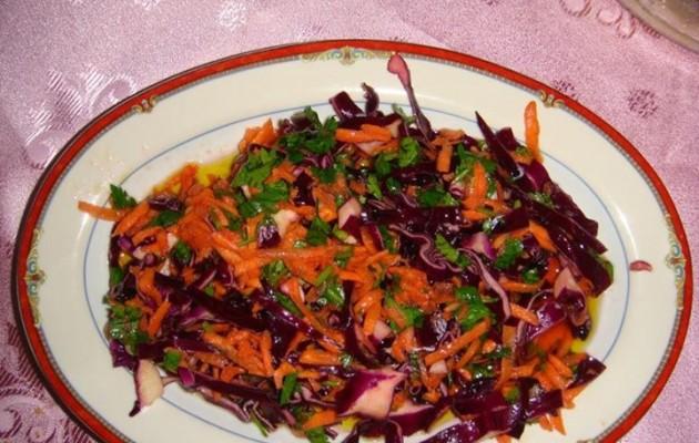 Ποντιακή Σαλάτα – Παραδοσιακή γεύση σκέτη πανδαισία