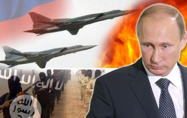 Οι Ρώσοι ανακοίνωσαν ότι νίκησαν το Ισλαμικό Κράτος στη Συρία