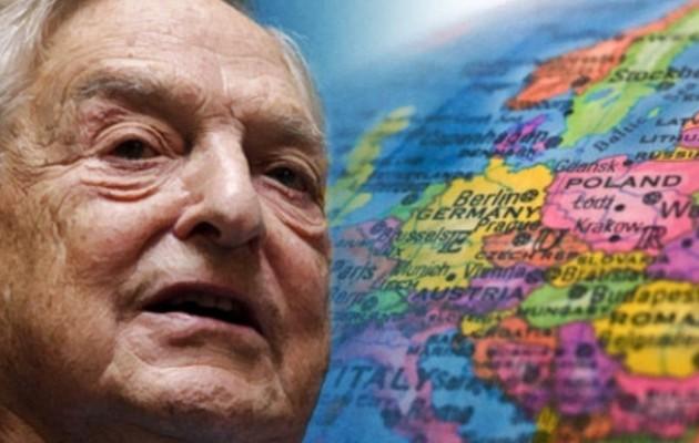 Τζορτζ Σόρος: Η πανδημία συνιστά απειλή για την επιβίωση της Ευρωπαϊκής Ένωσης