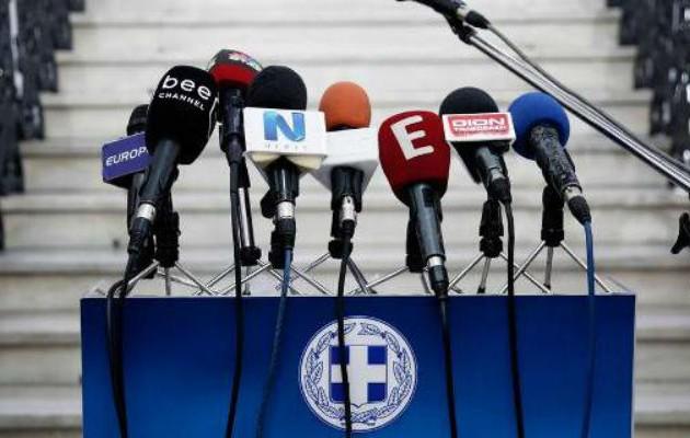 ΣΥΡΙΖΑ: Οριστικό τέλος στο αδιαφανές καθεστώς λειτουργίας των καναλιών