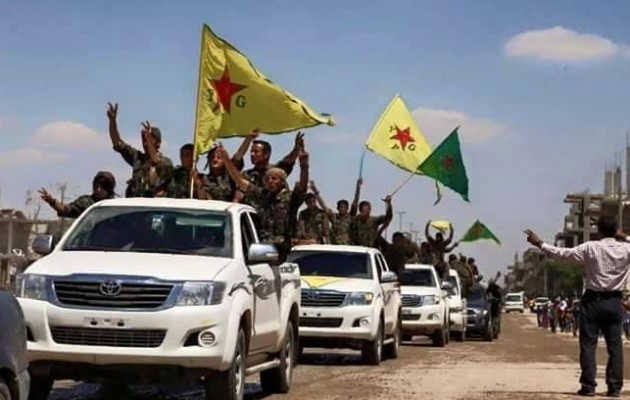 Σύρος ΥΠΕΞ: Οι Κούρδοι μεθυσμένοι από την αμερικανική βοήθεια θέλουν τα πετρέλαιά μας