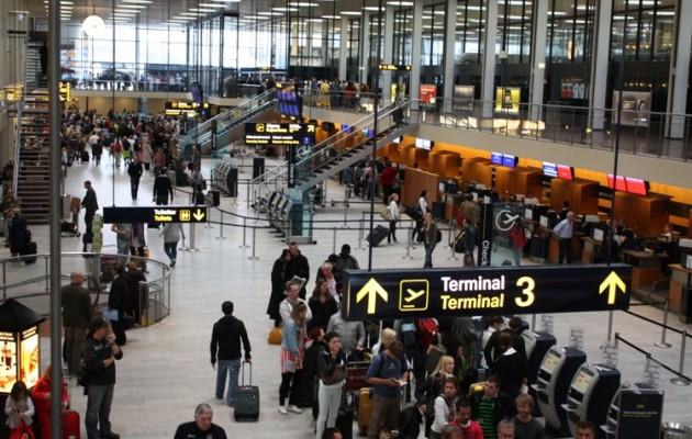 Πανικός στο αεροδρόμιο της Κοπεγχάγης από δύο Έλληνες που έκαναν… πλάκα!