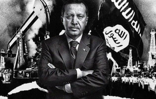 Ο Ερντογάν «αδελφός» με το Ισλαμικό Κράτος αναφέρει «καταχωνιασμένη» απόρρητη έκθεση