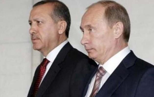 Συνάντηση Ερντογάν – Πούτιν επιδιώκει ο Τούρκος υπουργός Εξωτερικών
