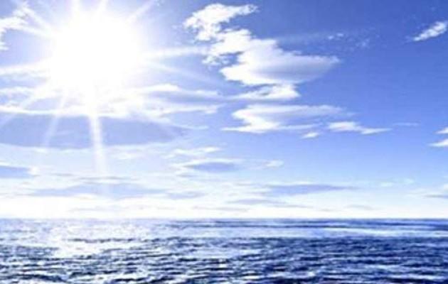 Αίθριος ο καιρός την Παρασκευή – Στους 30 βαθμούς το θερμόμετρο