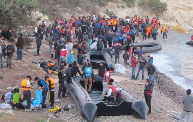 Εδώ και Τώρα κέντρα καταγραφής προσφύγων στην Τουρκία