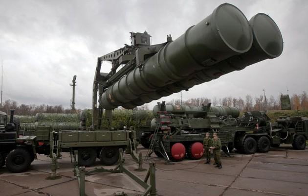 Καταιγίδα κατέστρεψε φορτίο με συστήματα S-400 που μετέφερε ρωσικό πλοίο στην Κίνα