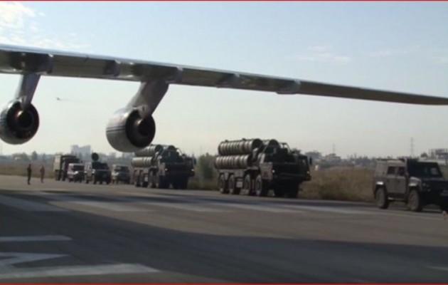 Απειλή για τα αμερικανικά στρατεύματα εάν ενεργοποιηθούν οι S-400 που έχουν οι Ρώσοι στη Συρία