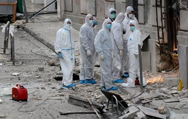Την «επιχείρηση μαύρο Δεκέμβρη» βλέπει η αντιτρομοκρατική πίσω από την επίθεση στο ΣΕΒ