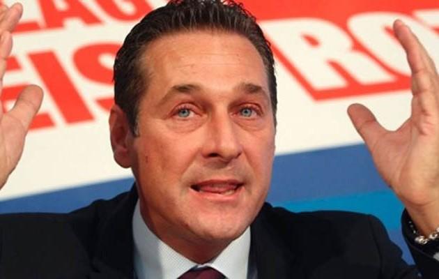 Απόσχιση της Βοσνίας από την Ερζεγοβίνη θέλει  ο Αυστριακός ακροδεξιός Στράχε