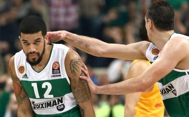 Στον τελικό του Κυπέλλου μπάσκετ ο Παναθηναϊκός νίκησε 90-69 τον Άρη