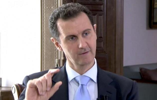 Ο Άσαντ θέλει πόλεμο και διαπραγματεύσεις μαζί – Οι ΗΠΑ διαφωνούν