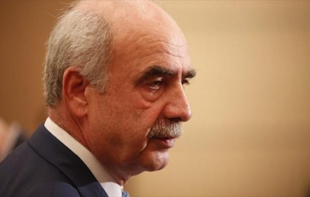 Επίθεση Μεϊμαράκη στον Μπορέλ: «Με τη στάση σας ήταν σαν να δίνετε άφεση αμαρτιών στην Τουρκία»