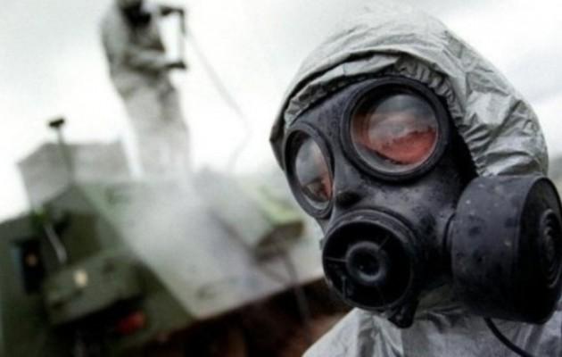 Αποκάλυψη ΣΟΚ! Από την Τουρκία προμηθεύτηκε το Ισλαμικό Κράτος χημικό αέριο Σαρίν