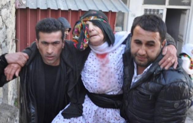 Μακελειό στην Τσίζρε! Τουρκικά τανκς βαράνε στο ψαχνό Κούρδους αμάχους (βίντεο)