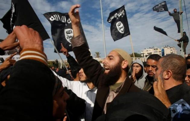 Πώς η παλαιστινιακή Χαμάς συνεργάζεται με το Ισλαμικό Κράτος στο Σινά!