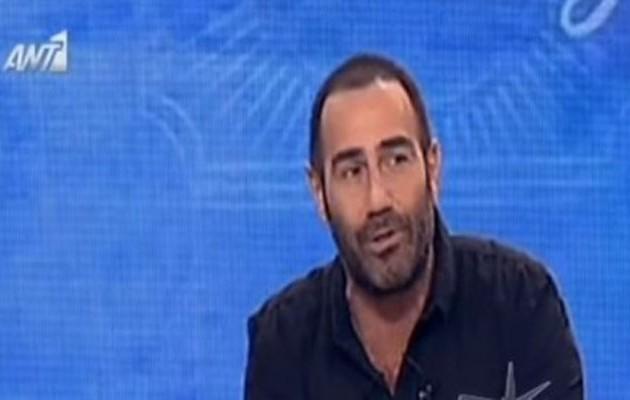 Οργή Κανάκη για Τσίπρα: Είναι τρελός ο άνθρωπος; (βίντεο)