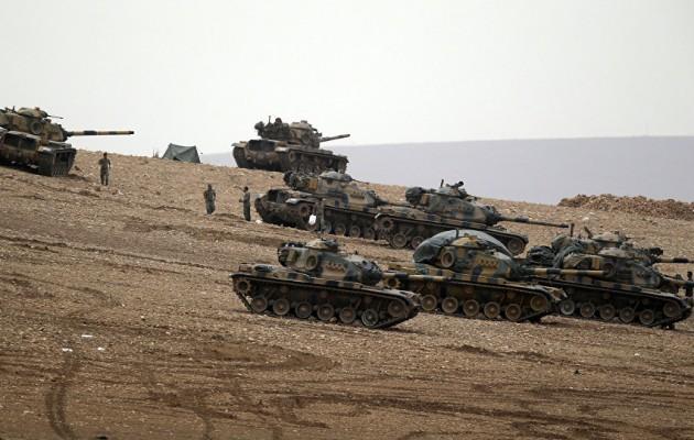Η Συρία λέει ότι η επικείμενη τουρκική εισβολή στην Ιντλίμπ είναι «παράνομη» αλλά «προσωρινή»