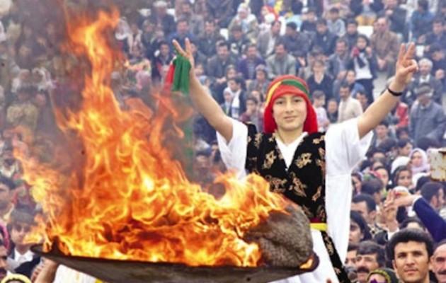 Στη Ροζαλία στα Εξάρχεια ο εορτασμός της Κουρδικής Πρωτοχρονιάς