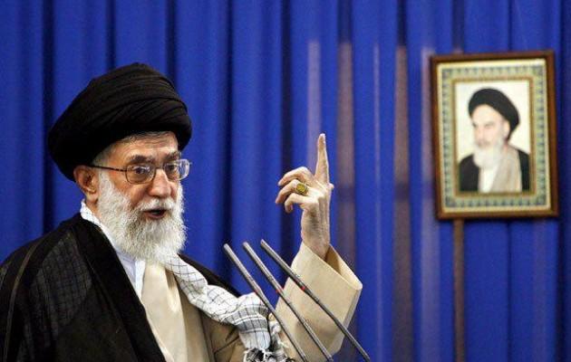 Αλί Χαμενεΐ: «Οι ΗΠΑ είναι αναξιόπιστες, είναι μάταιο να διαπραγματευτούμε μαζί τους»