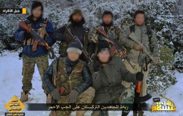 Οι Ουιγούροι Τούρκοι τζιχαντιστές στη Συρία απειλή για την ασφάλεια της Κίνας