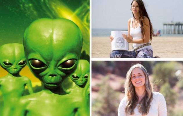 Η Μπρίτζετ και η Αλούνα λένε ότι γέννησαν 13 μωρά για τους εξωγήινους (βίντεο)