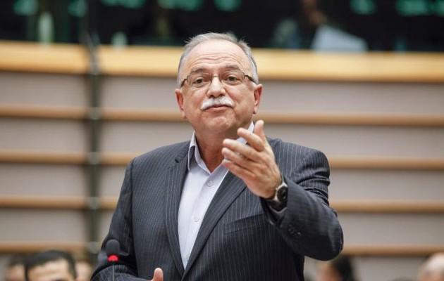 Επείγουσα ερώτηση Παπαδημούλη στην Κομισιόν για τις συλλήψεις Κούρδων βουλευτών