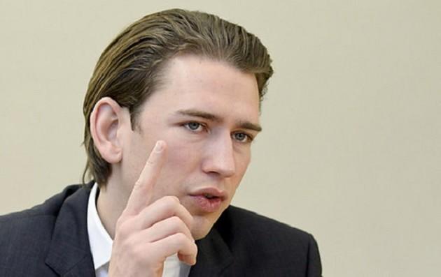 «Σοκαρισμένος» και «αηδιασμένος» δήλωσε ο Κουρτς από τον ακροδεξιό πρώην συγκυβερνήτη του