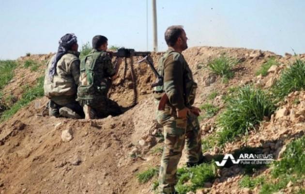 Οι Τούρκοι ετοιμάζονται να επιτεθούν στην κουρδική πόλη Τελ Αμπιάντ στη Συρία