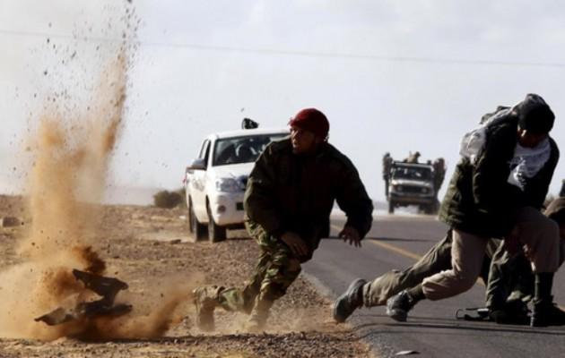 Το Ιράκ βομβάρδισε το Ισλαμικό Κράτος στο έδαφος της Συρίας