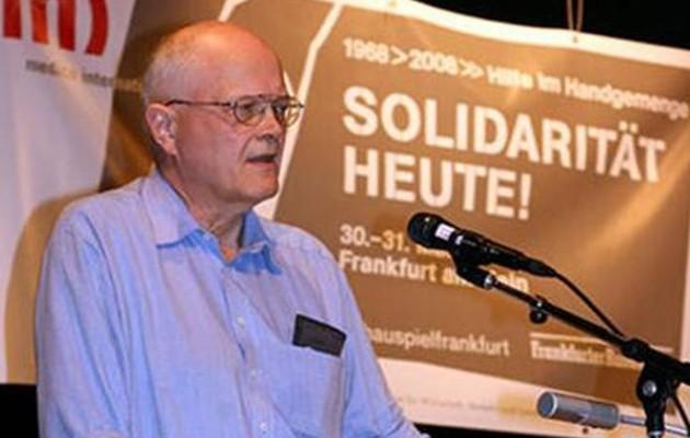 Γερμανός ιστορικός: Πληρώστε τις πολεμικές αποζημιώσεις στην Ελλάδα σε χρυσό