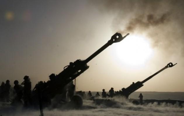 Οι Τούρκοι βομβάρδισαν ξανά τους Κούρδους στη βόρεια Συρία